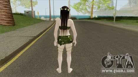 Hot Kokoro Summertime V3 (Jungle Version) for GTA San Andreas