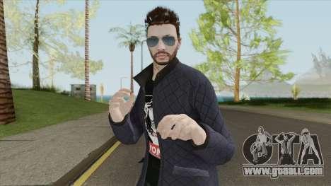 Random Male Skin V18 (GTA Online) for GTA San Andreas