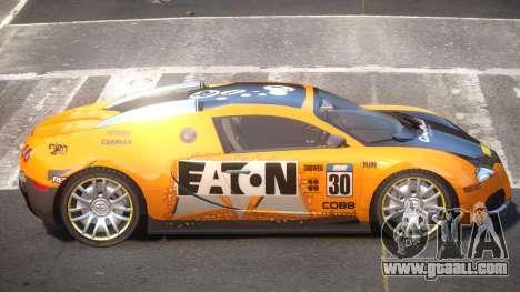 Bugatti Veyron 16.4 S-Tuned PJ5 for GTA 4