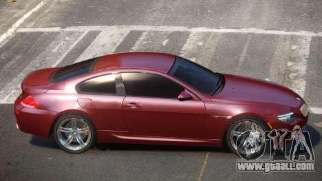 BMW M6 F12 TDI for GTA 4