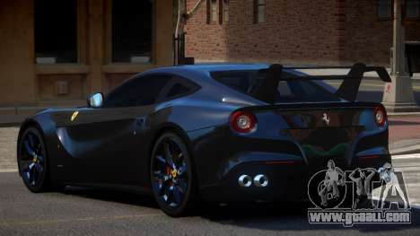 Ferrari F12 GT-S for GTA 4