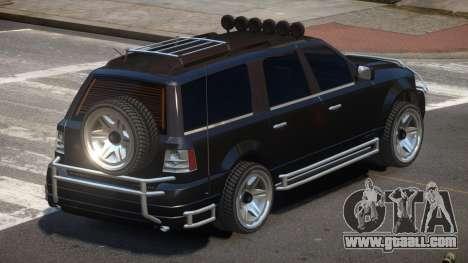 Dundreary Landstalker Custom for GTA 4