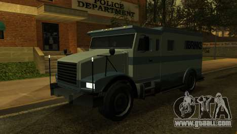 Stockade SA Style for GTA San Andreas