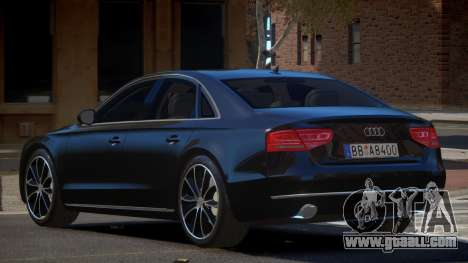 Audi A8 SE for GTA 4