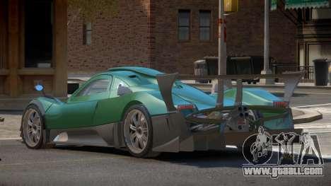 Pagani Zonda R-Tuned for GTA 4