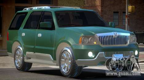 Lincoln Navigator RS for GTA 4