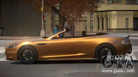 Aston Martin DBS Volante V1.2 for GTA 4