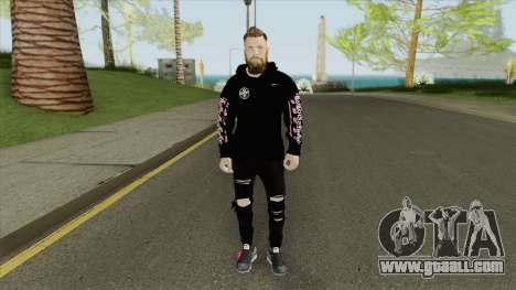 Ben Hamer for GTA San Andreas