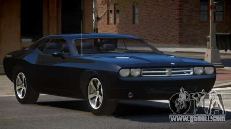 Dodge Challenger C-Tuned for GTA 4