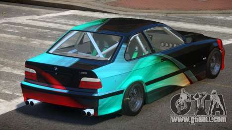 BMW M3 E36 R-Tuned PJ5 for GTA 4