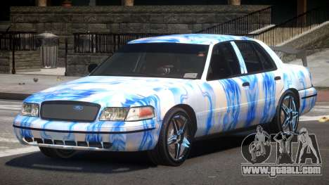 Ford Crown Victoria R-Tuned PJ1 for GTA 4