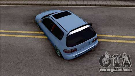 Honda Civic EG6 Stanced for GTA San Andreas