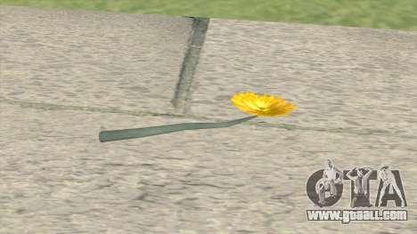 Flower (GTA SA Cutscene) for GTA San Andreas