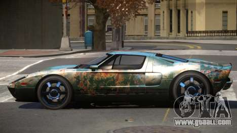 Ford GT S-Tuned PJ6 for GTA 4