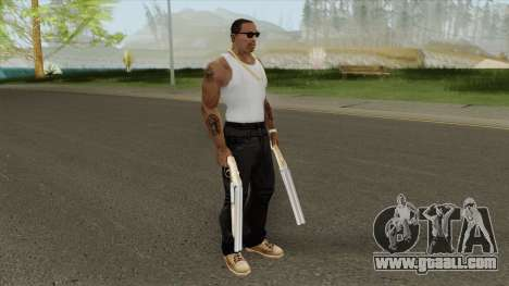 Sawn-Off Shotgun (Manhunt) for GTA San Andreas