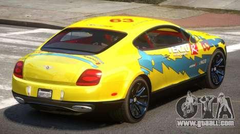 Bentley Continental RT PJ1 for GTA 4