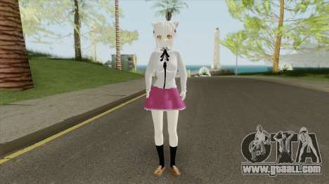 Koneko Toujo for GTA San Andreas