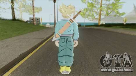 Trunks (Future) V2 for GTA San Andreas