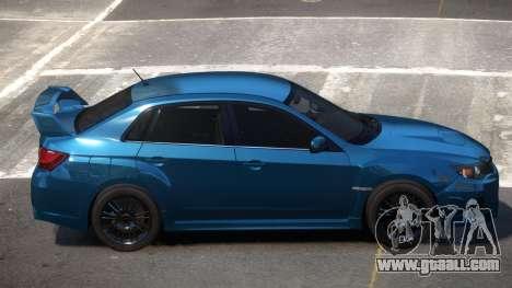 Subaru Impreza S-Tuned for GTA 4