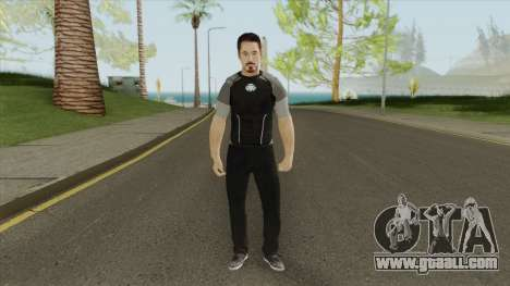 Tony Stark V1 (Iron Man 3) for GTA San Andreas