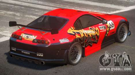 Toyota Supra SR PJ3 for GTA 4