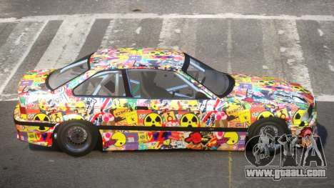BMW M3 E36 R-Tuned PJ1 for GTA 4