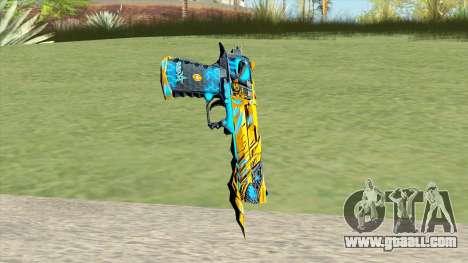 Desert Eagle - Born Beast (CFS 2018: Cross Fire) for GTA San Andreas