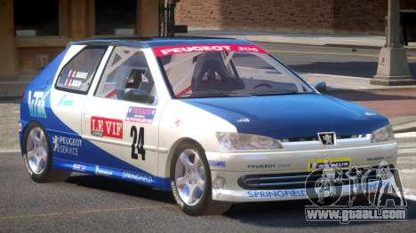 Peugeot 306 L-Tuning for GTA 4