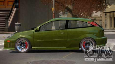 Ford Focus SVT R-Tuning PJ4 for GTA 4