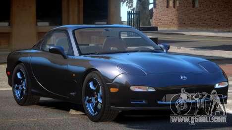 Mazda RX-7 RIL for GTA 4