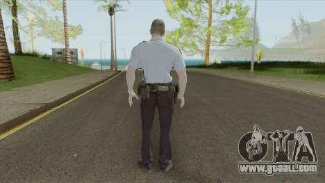 Marvin Branagh (RE3: Remake) for GTA San Andreas
