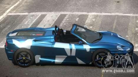 Ferrari 360 SR PJ2 for GTA 4
