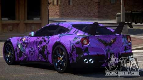 Ferrari F12 GT-S PJ5 for GTA 4