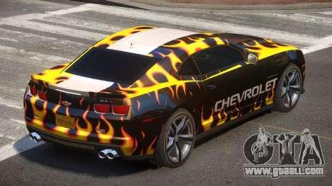 Chevrolet Camaro STI PJ6 for GTA 4