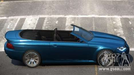 Ubermacht Zion Cabrio for GTA 4