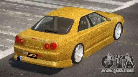 Nissan Skyline R34 SRS PJ6 for GTA 4