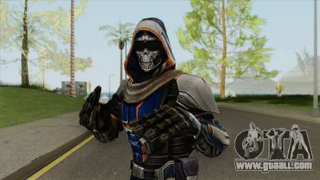 Taskmaster (Black Widow Movie) for GTA San Andreas