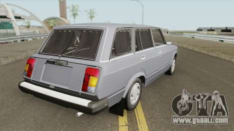 VAZ 21047 (MQ) for GTA San Andreas