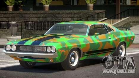 Dodge Challenger RT H-Style PJ4 for GTA 4