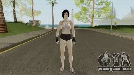 Hot Ada Wong (Sport Edition) for GTA San Andreas