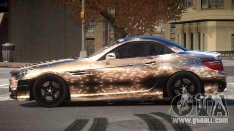 Mercedes Benz SLK Qz PJ2 for GTA 4