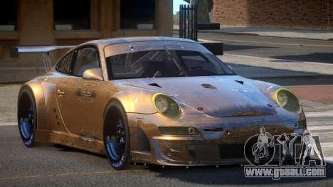 Porsche GT3 R-Style PJ4 for GTA 4
