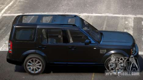 Land Rover Discovery 4 RS for GTA 4