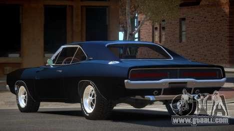 1966 Dodge Charger SR for GTA 4