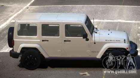 Jeep Wrangler LT for GTA 4