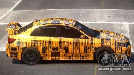Subaru Impreza S-Tuned PJ5 for GTA 4