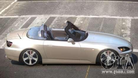 Honda S2000 SR for GTA 4