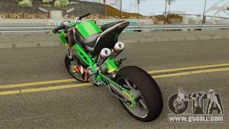 KTM 200 DUKE for GTA San Andreas