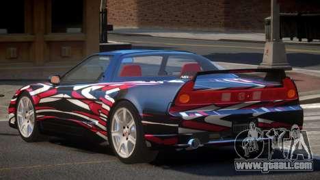 Honda NSX-R LT PJ5 for GTA 4