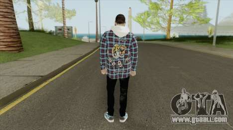 Miky Woodz for GTA San Andreas
